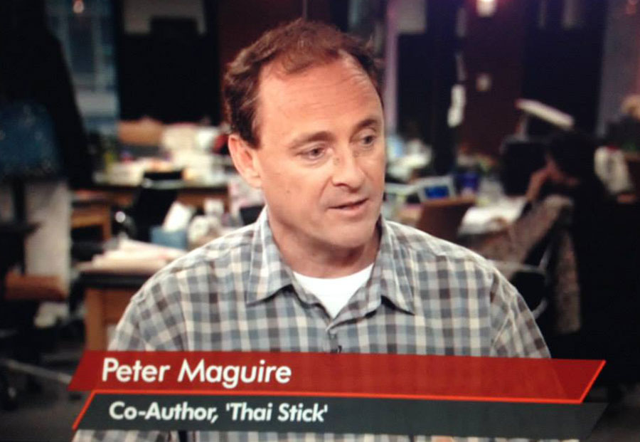 Peter Maguire on Huffington Post Live, 2013